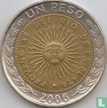 Argentina 1 peso 2006