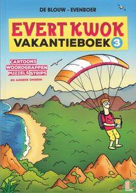 Evert Kwok vakantieboek 3