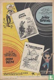 Je zult genieten van dit ongelofelijke avontuur van Jerry Spring en 7 prachtige zeeverhalen verteld door Oom Wim