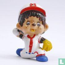 Monchhichi Baseball
