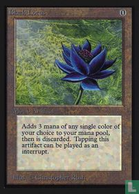 Black Lotus