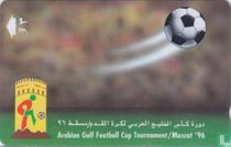 Arabian Gulf football Cup Tournament '96