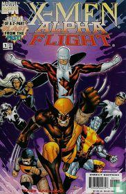 X-Men / Alpha Flight 1