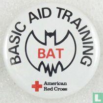Basic Aid Training - American Red Cross