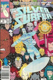 The Silver Surfer 75