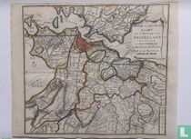 Nieuwe en Accurate kaart van de Balluage Amstelland