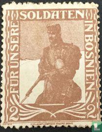 1914 für unsere soldaten in Bosniën