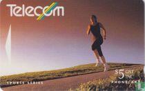 Running in New Zealand