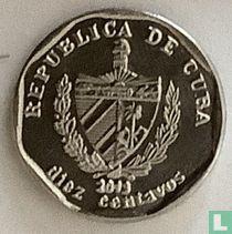 Cuba 10 centavos 2019