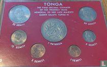 Tonga jaarset 1967