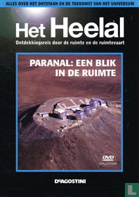 Paranal: Een blik in de ruimte