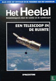 Een telescoop in de ruimte