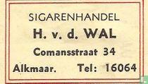 Sigarenhandel H. v. d. Wal