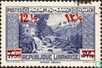 Libanese landschappen