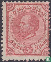 Koning Willem III (11½:12)
