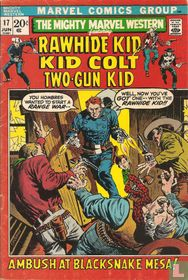 The Mighty Marvel Western 17