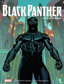 COLLECTOR'S PACK BLACK PANTHER 1+2+3+4