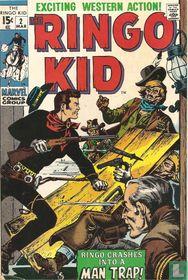Ringo Crashes Into a Man Trap