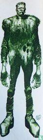 Reuzen poster - monster van Frankenstein