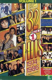 32 No 1 Hits [1974-1986] [1]