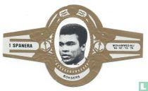Mohammed Ali '64-'67-'74-'78