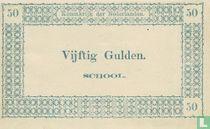 Schoolgeld 50 Gulden  1894