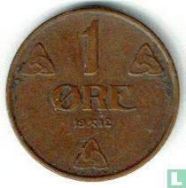 Norwegen 1 Øre 1912