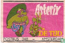 Asterix in de Tijd