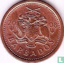 Barbados 1 cent 2008