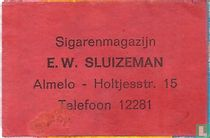 Sigarenmagazijn E.W. Sluizeman
