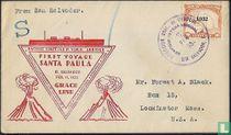 1st Journey Santa Paula [Pacific Coast-New York]