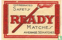 Safety Ready Matches