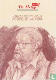Verkoopscatalogus originelen van Ferry