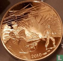 """France 50 euro 2010 (PROOF) """"The adventures of Blake and Mortimer"""""""