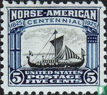First Norwegian immigrants