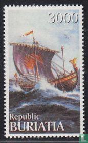 Oude oorlogsschepen