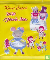2020 Year's tea