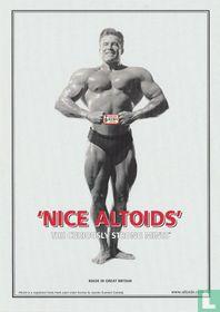 "Altoids ""Nice Altoids"""