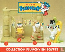 Flunch 1998: Flunchy en Egypte