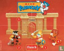 Flunch 1997: Flunchy Gladiateur