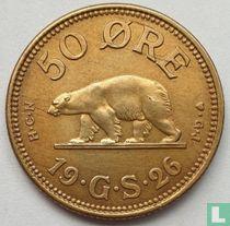 Grönland 50 Øre 1926