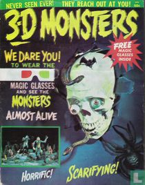 3-D Monsters 1