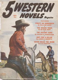5 Western Novels 1