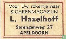 Sigarenmagazijn L. Hazelhoff
