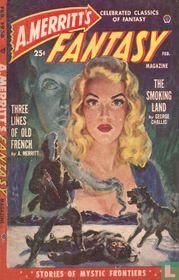 A. Merritt's Fantasy Magazine 2
