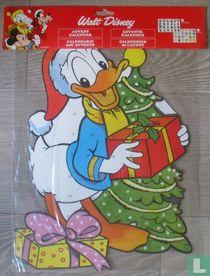 Advent Calendar: Donald Duck met Kerstpakket