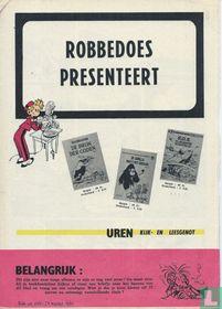 Robbedoes presenteert uren kijk- en leesgenot