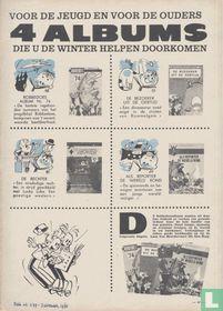 Voor de jeugd en voor de ouders 4 albums die u de winter helpen doorkomen