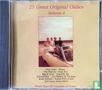 25 Great Original Oldies Volume 4