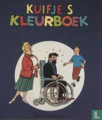 Kuifje's kleurboek 11